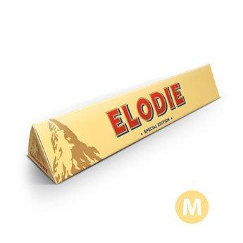 Toblerone personnalisé -  200 grammes