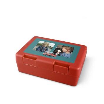 Boîte à goûter - Rouge