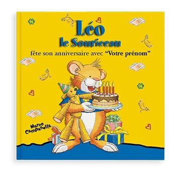 Léo le Souriceau (Couverture rigide)