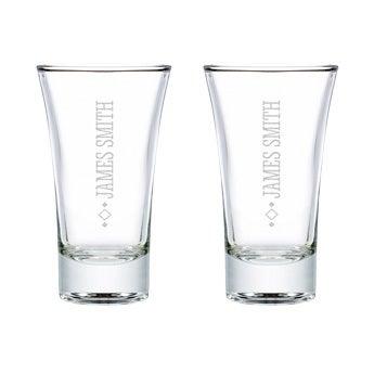 Shotglass (2 stykk)