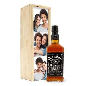 Jack Daniels - avec coffret personnalisé