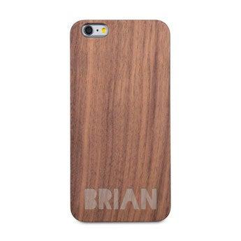 Dřevěné pouzdro na telefon - iPhone 6 plus