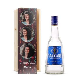 Sambuca Vaccari - In bedrukte kist