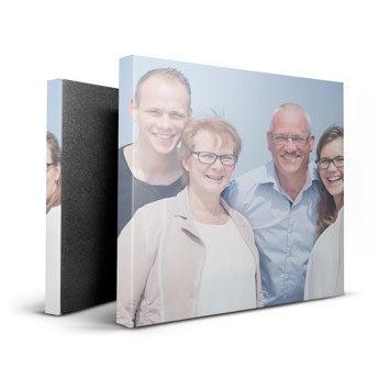 Foto en canvas (Varios tamaños)