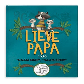 Lieve Papa - Softcover