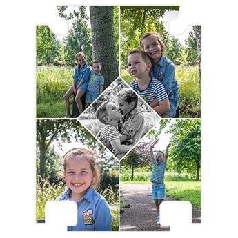 Foto reiskoffer Princess inlay - XL