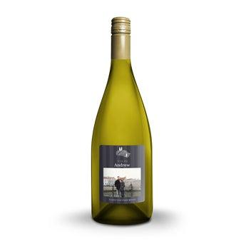 Salentein Chardonnay - Med tryckt etikett