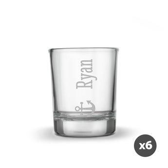 Schnapsglas (6 Stück)
