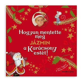 Könyv - Megmenteni a Karácsonyt