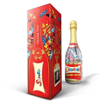 Celebrations giftbox-fles