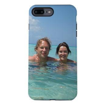 iPhone 7 plus - kova tapaus