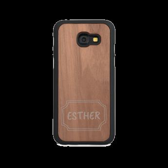 Houten telefoonhoesje - Samsung Galaxy a5 (2017)