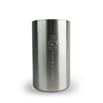 Wine cooler - Stainless steel