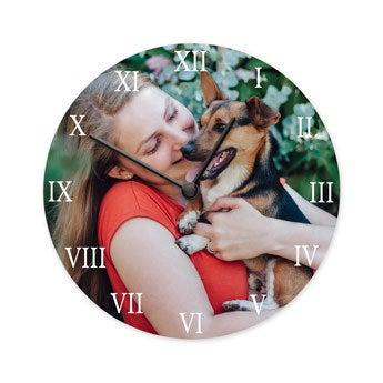 Clock – Round Small (Hardboard)