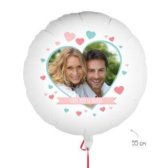 Balon - miłość