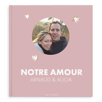 Album photo - Notre amour XL