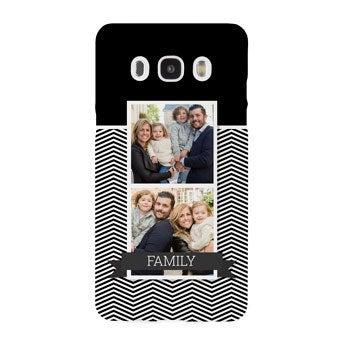 Samsung Galaxy J5 Hülle - rundum bedruckt
