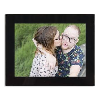 Glass photo frames - Black - 18x13cm