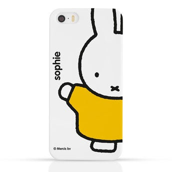 iPhone 5 - Coque personnalisée miffy