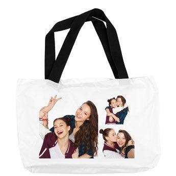 Shopping Bag (hvit)