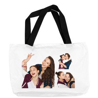 Shopping Bag (hvit)