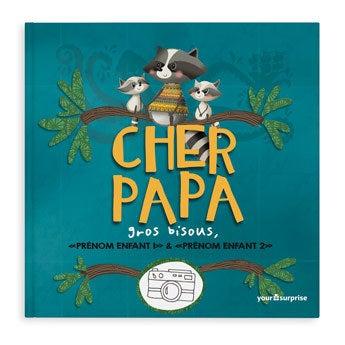 Livre personnalisé - Cher Papa