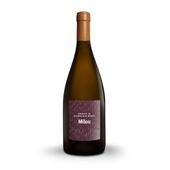 Salentein Primus Chardonnay - Met bedrukt etiket