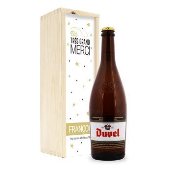 Bière Belge - Duvel Moortgat