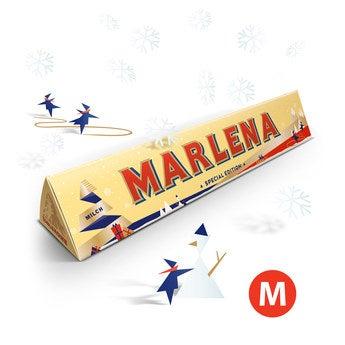 Świąteczna Czekolada Toblerone -  200 gram