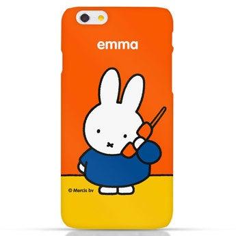 Miffy Handyhülle iPhone 6 - rundum bedruckt