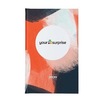 Personlig kalender 2020 – Blødt omslag