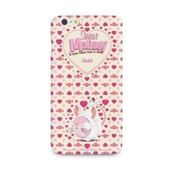 Sugar Mousey iPhone 6+ - rundum bedruckt