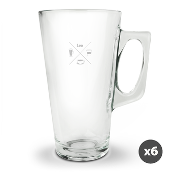 Latte Macchiato szemüveg