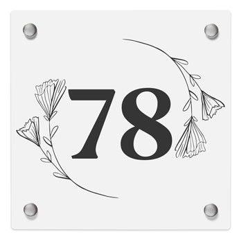 Domové číslo
