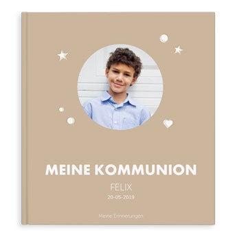 Fotoalbum - Kommunion - XL - Hardcover (40)