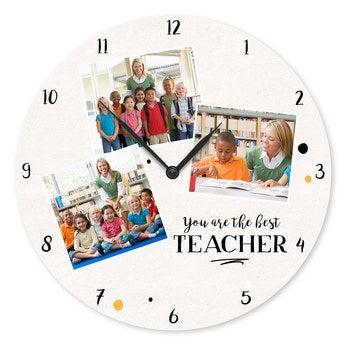 Orologio per la maestra - Grande