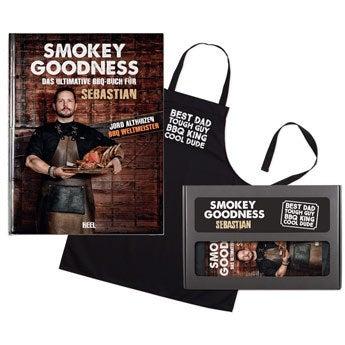 Smokey Goodness BBQ-Geschenkset für Papa