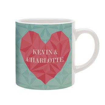 Personalised mug - Small