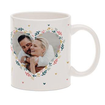 Mug Saint Valentin personnalisé