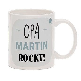 Tasse für Opa
