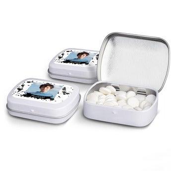 Mentolové bonbóny v krabičce - 40 ks
