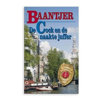 Baantjer - De Naakte Juffer