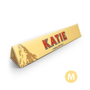Toblerone bar - M