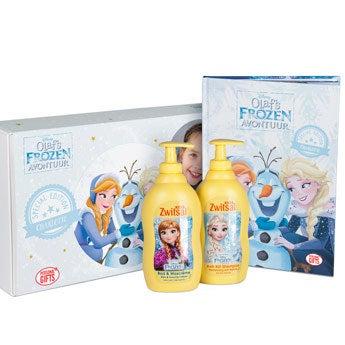 Zwitsal boekenbox - Frozen