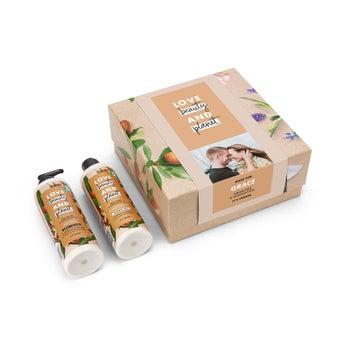 Love, Beauty & Planet gift box