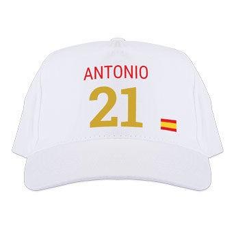 Gorra de la Copa Mundial
