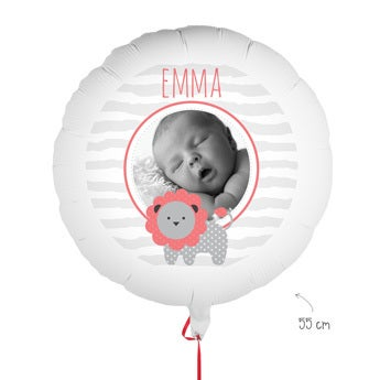 Ballong - Födelse