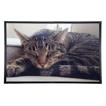 Doormat with photo - 90x60cm