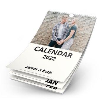 Calendar 2022 - A4