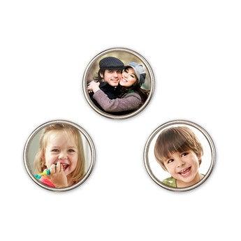 Fotoclicks-Set von 3-für Ring